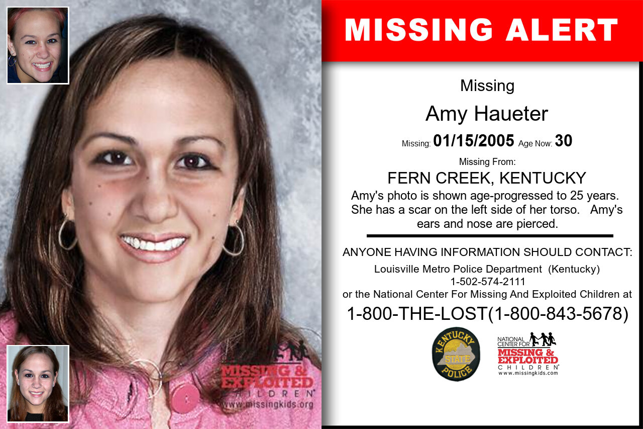 AMY_HAUETER missing in Kentucky