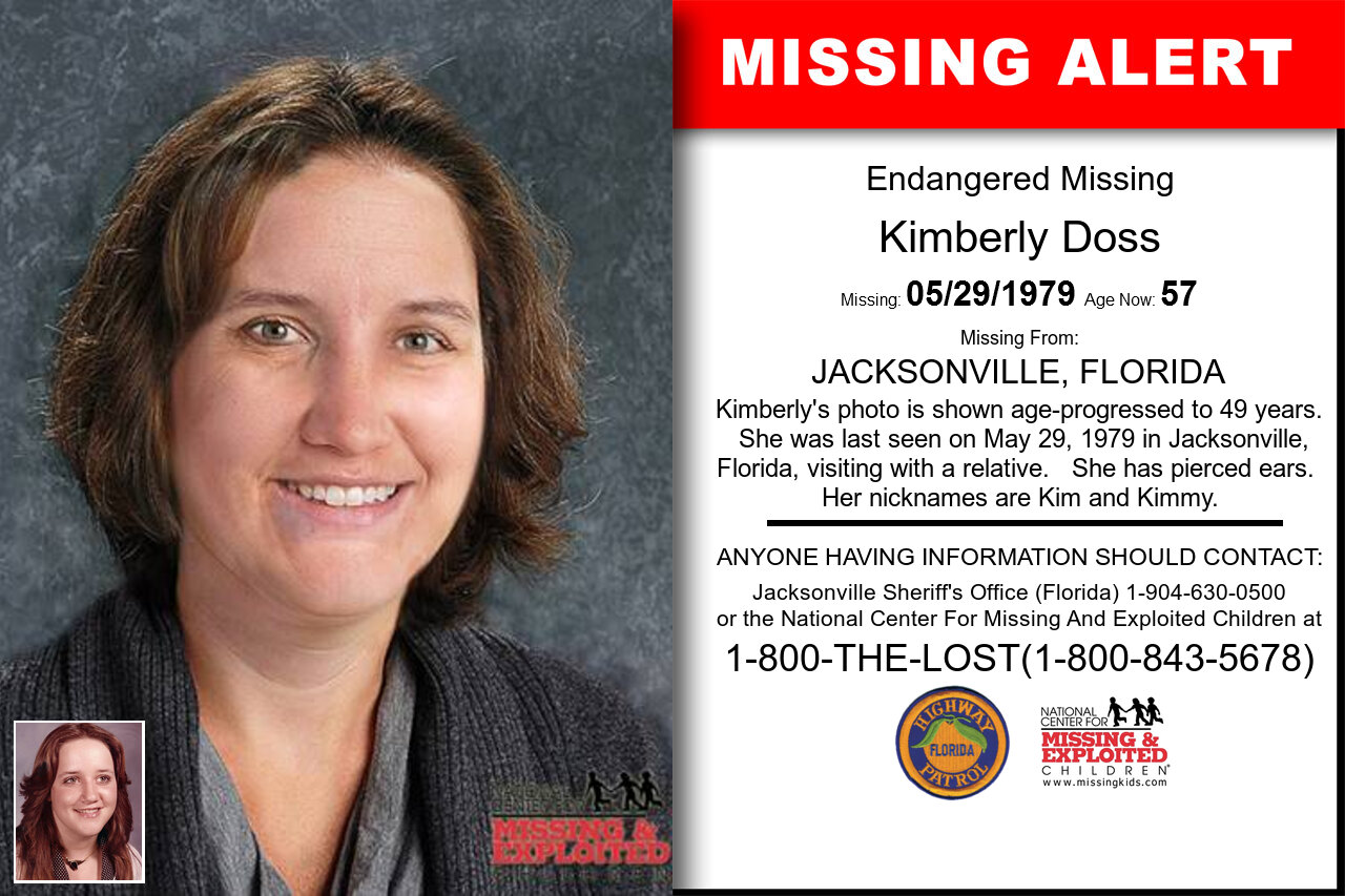 Kimberly_Doss missing in Florida