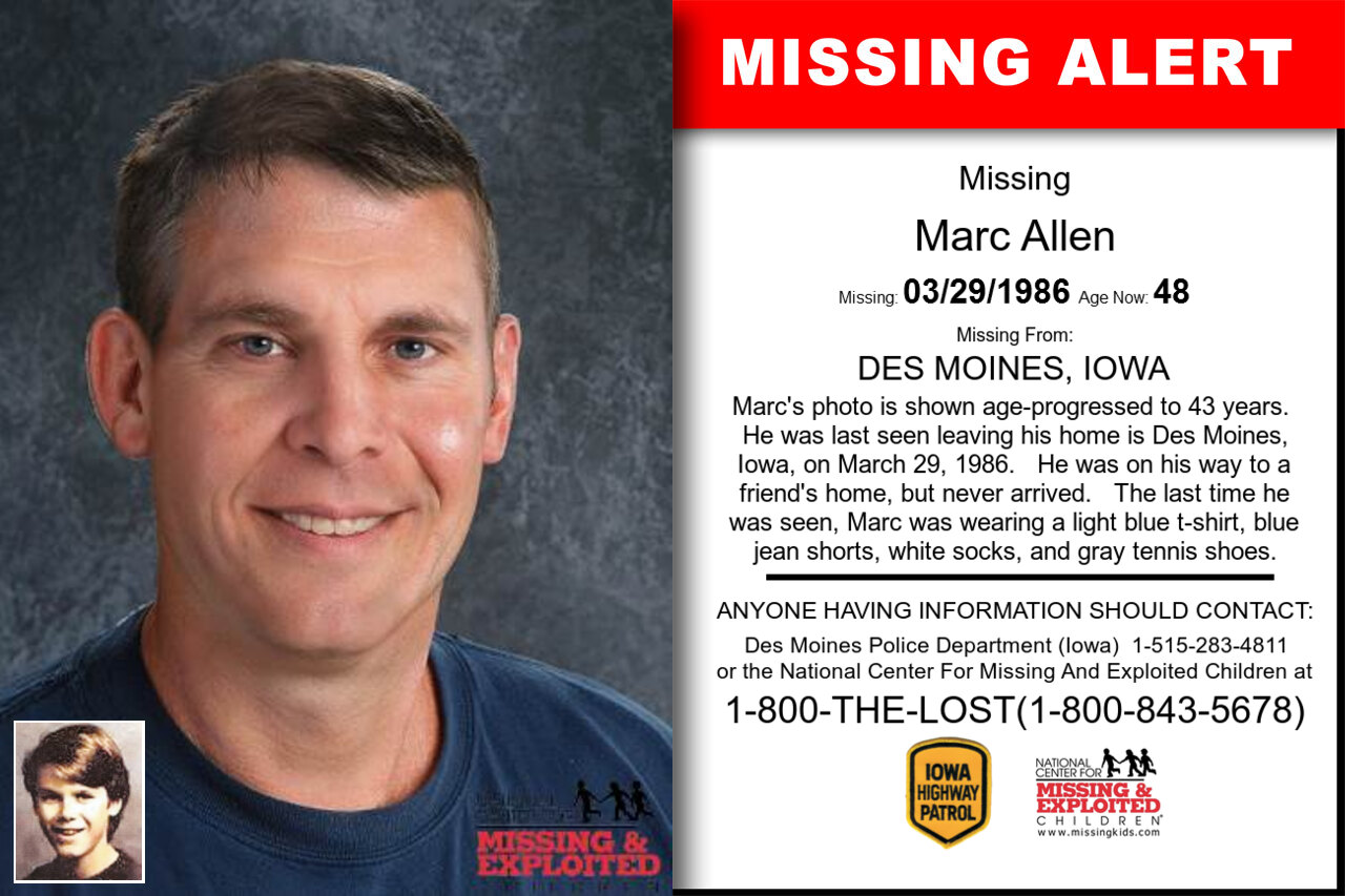 MARC_ALLEN missing in Iowa