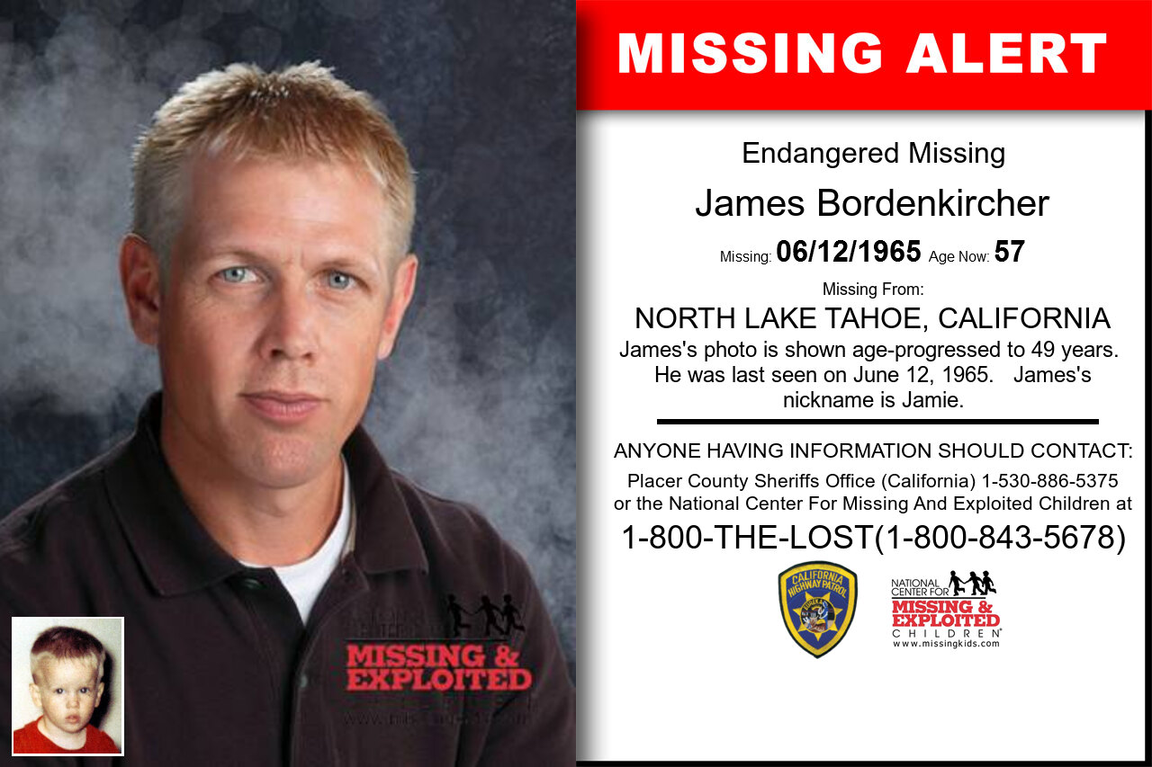 James_Bordenkircher missing in California