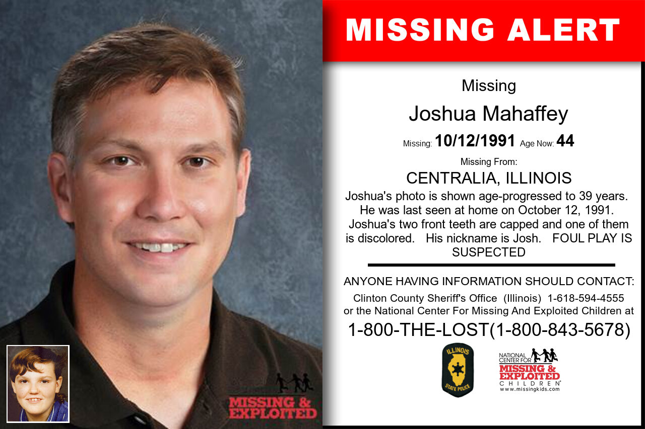 JOSHUA_MAHAFFEY missing in Illinois