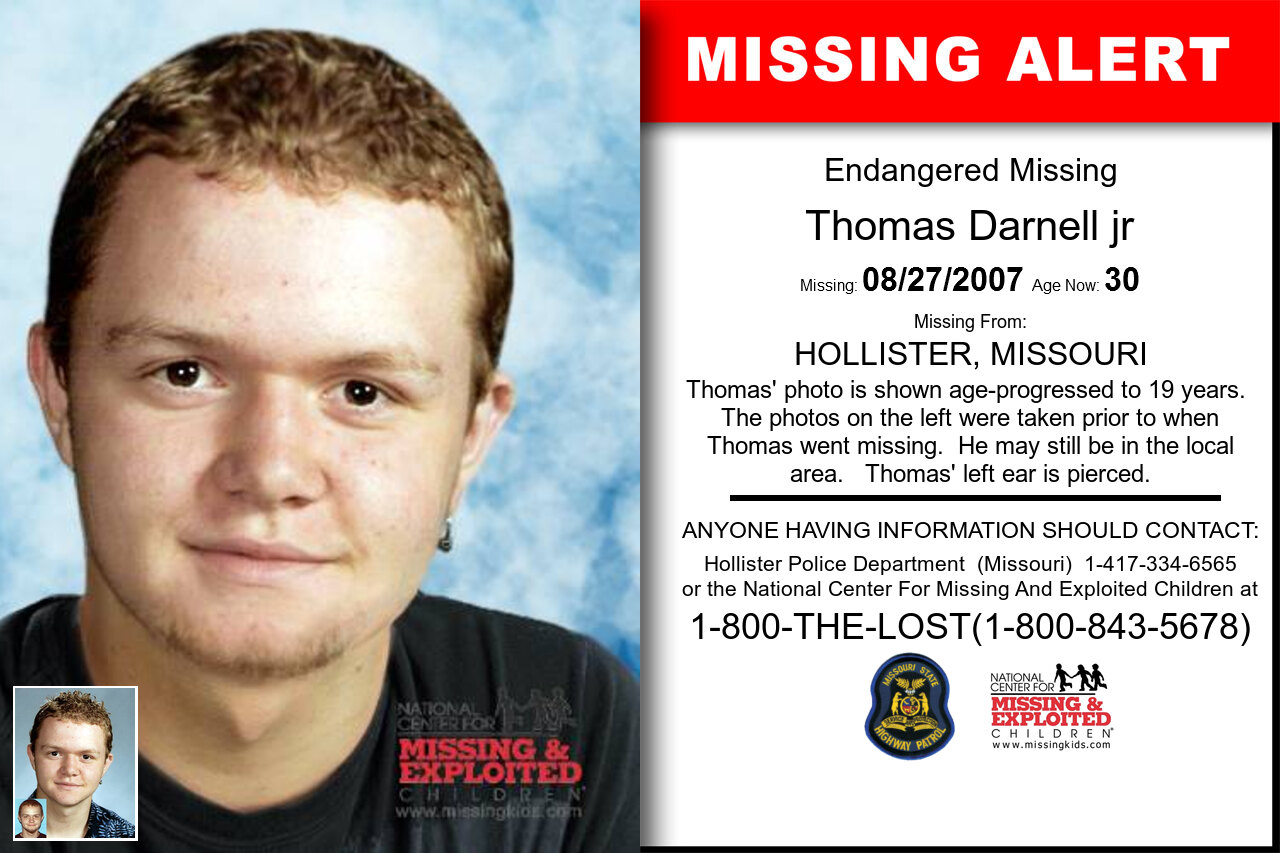 THOMAS_DARNELL_JR missing in Missouri