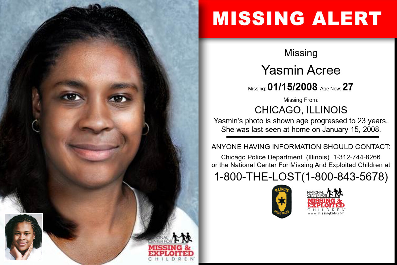 YASMIN_ACREE missing in Illinois
