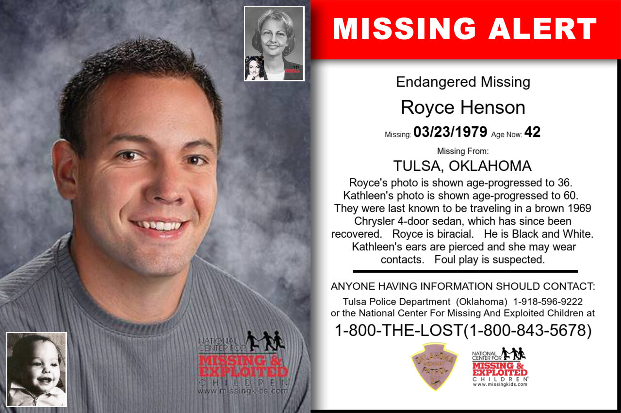 ROYCE_HENSON missing in Oklahoma