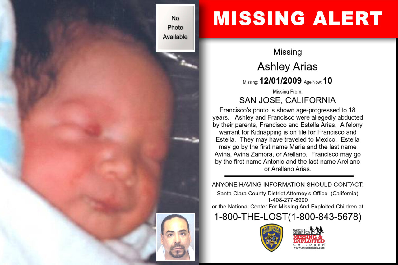ASHLEY_ARIAS missing in California
