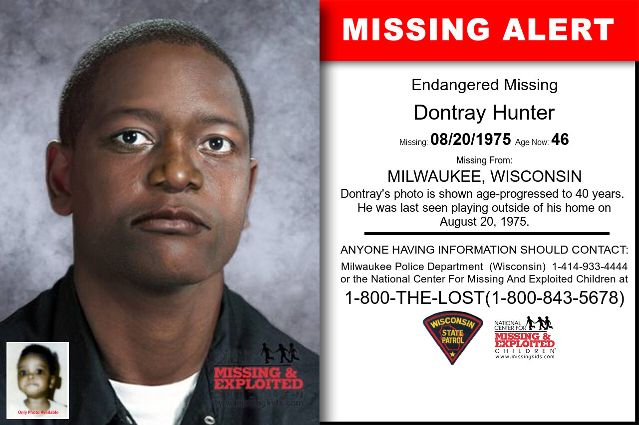 DONTRAY_HUNTER missing in Wisconsin
