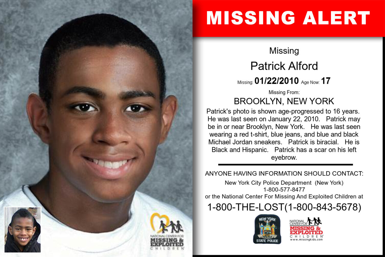 PATRICK_ALFORD missing in New_York