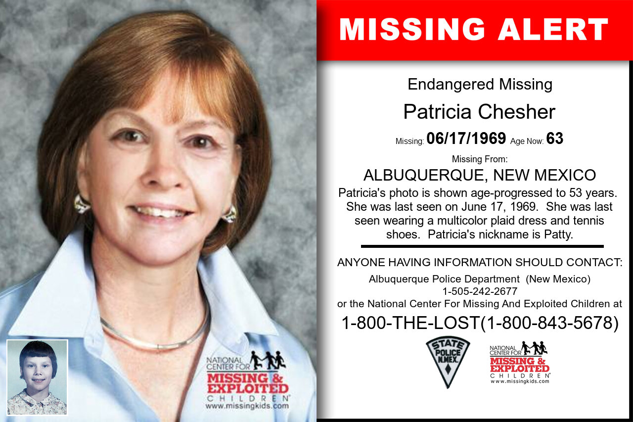 PATRICIA_CHESHER missing in New_Mexico