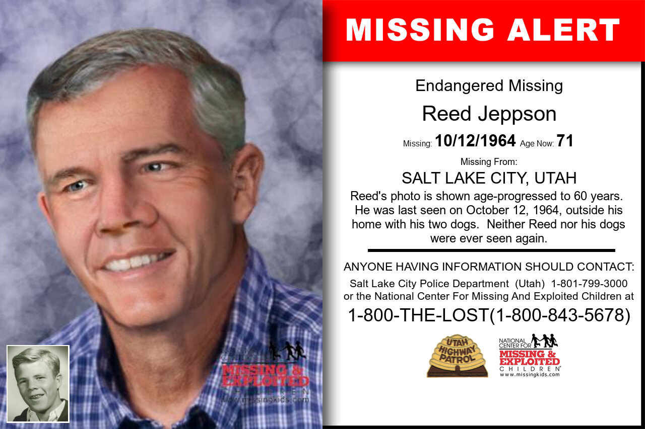 Reed_Jeppson missing in Utah