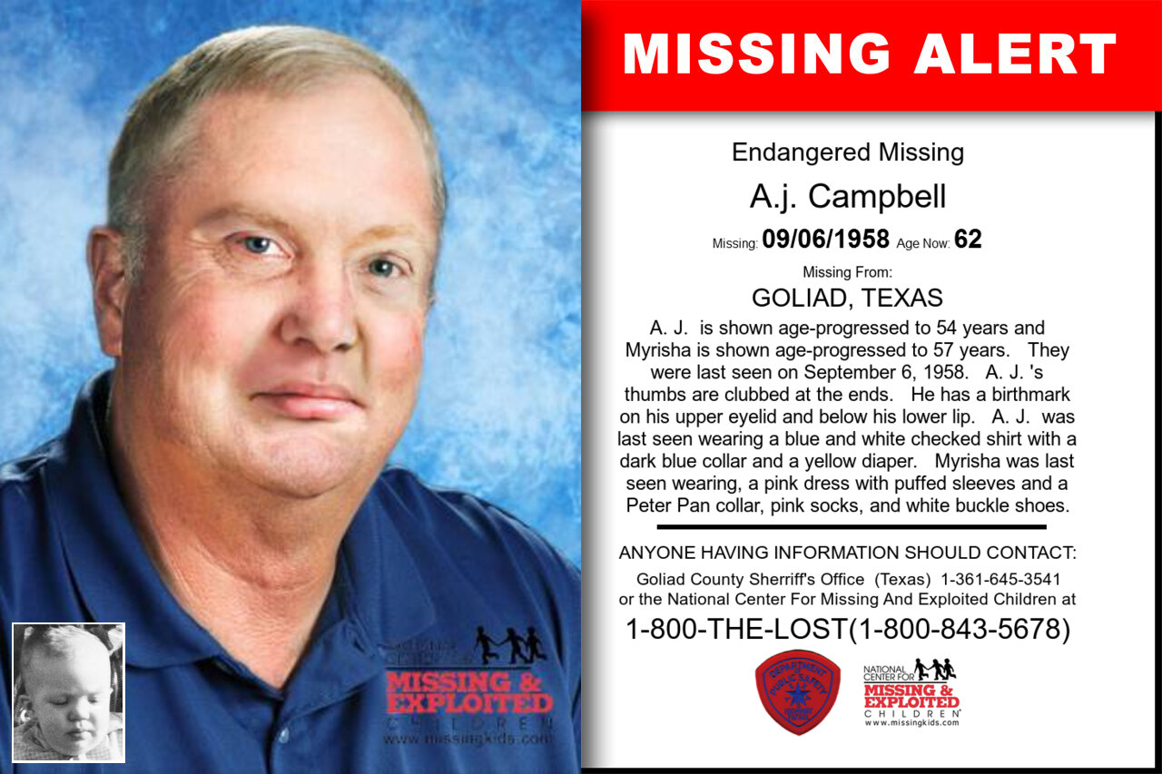 A.J._CAMPBELL missing in Texas