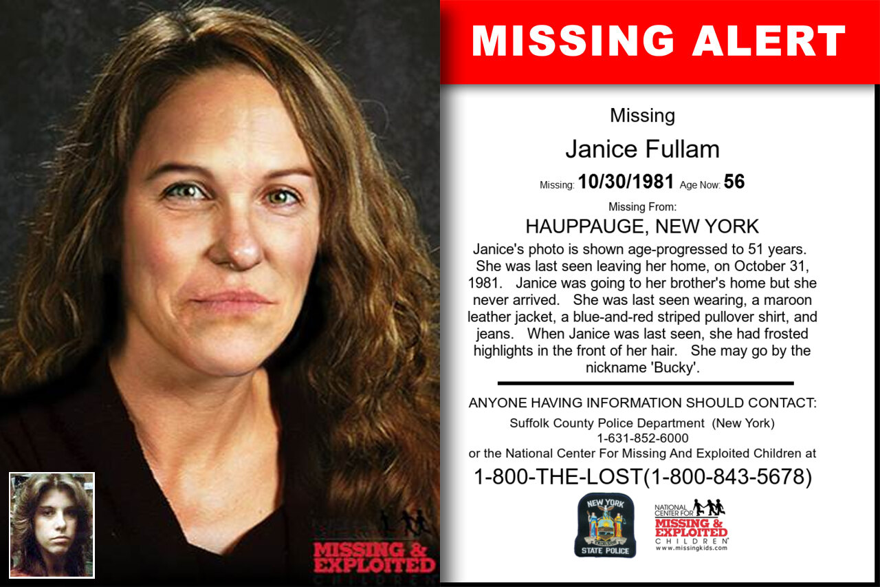 JANICE_FULLAM missing in New_York