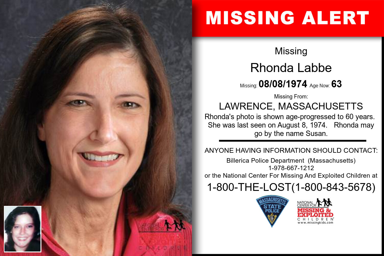 Rhonda_Labbe missing in Massachusetts