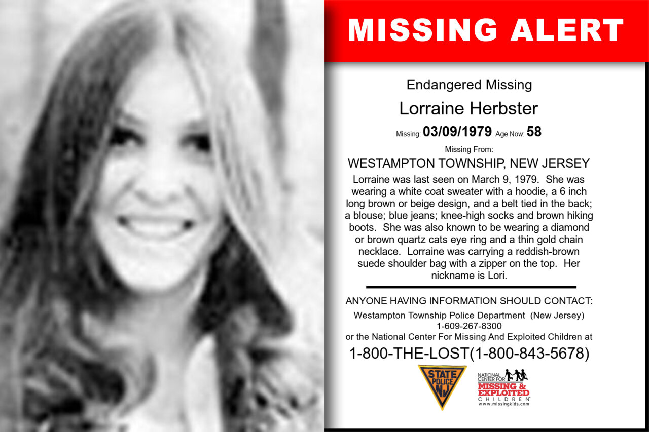LORRAINE_HERBSTER missing in New_Jersey