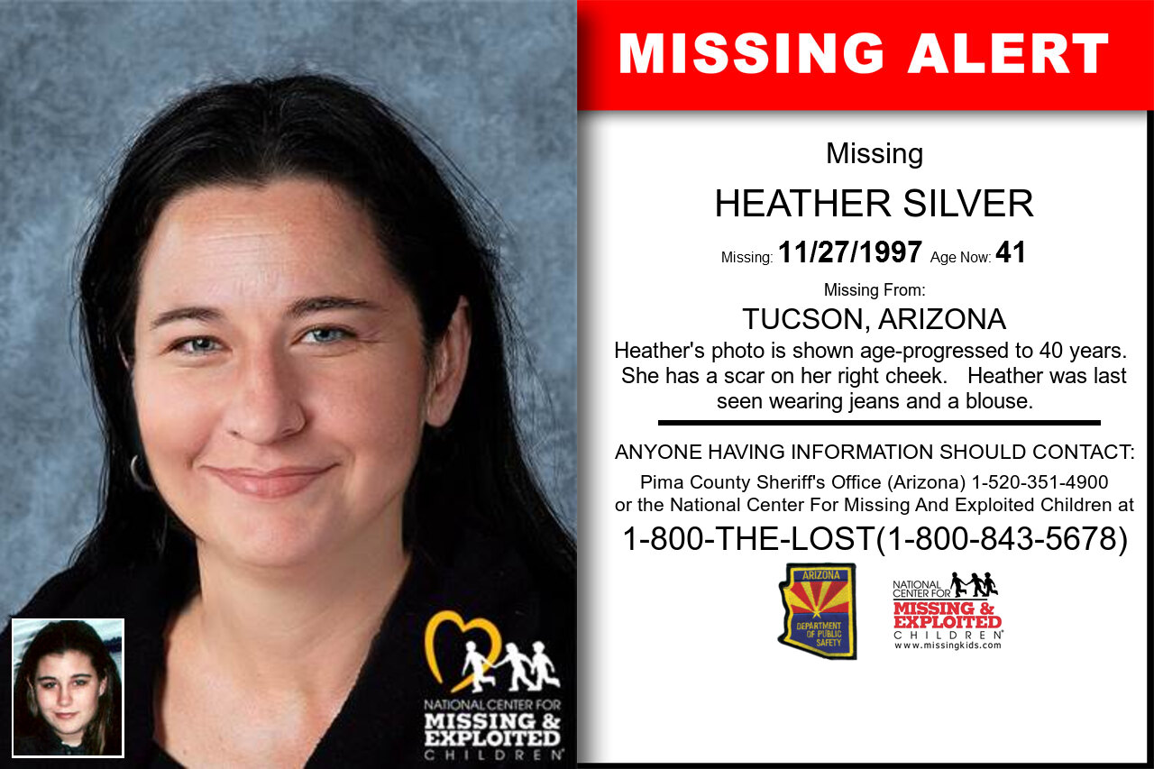 HEATHER_SILVER missing in Arizona