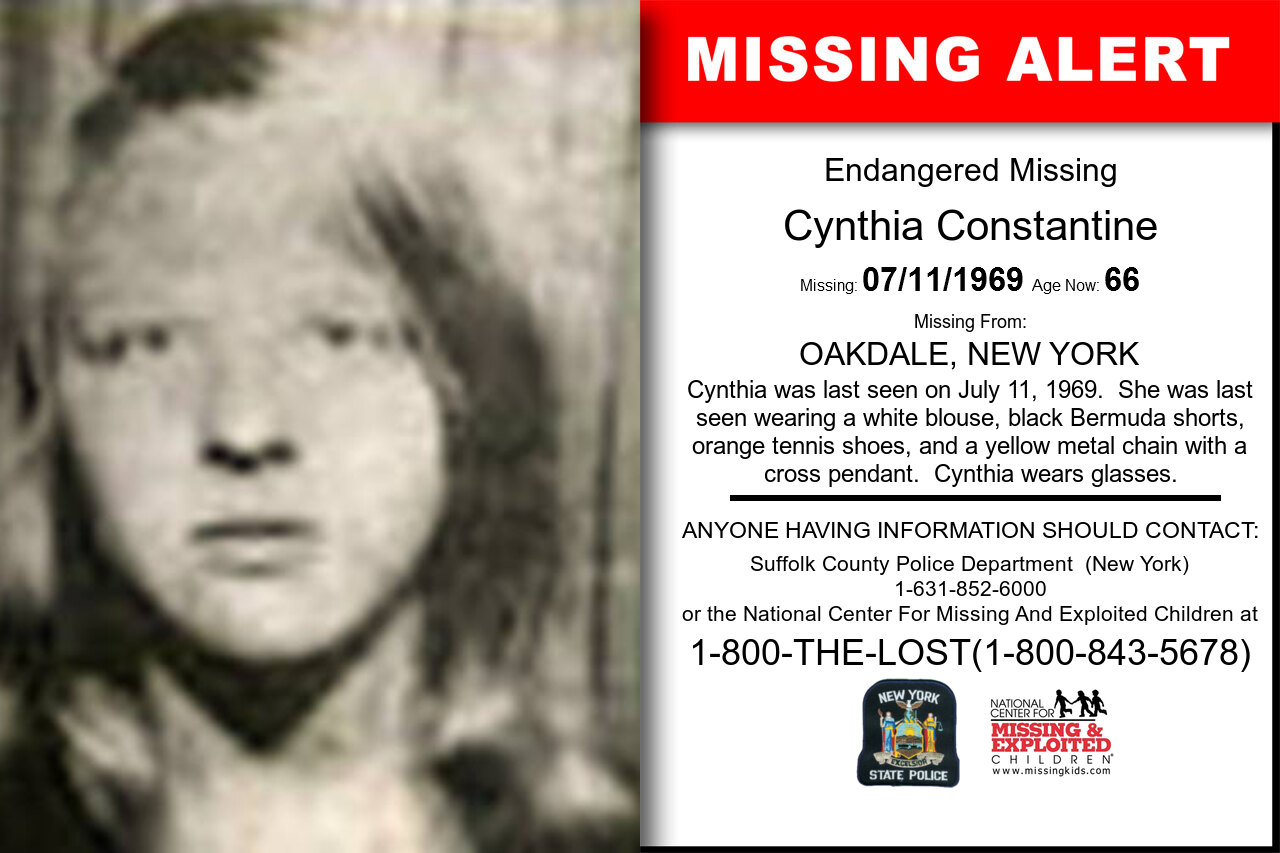 Cynthia_Constantine missing in New_York
