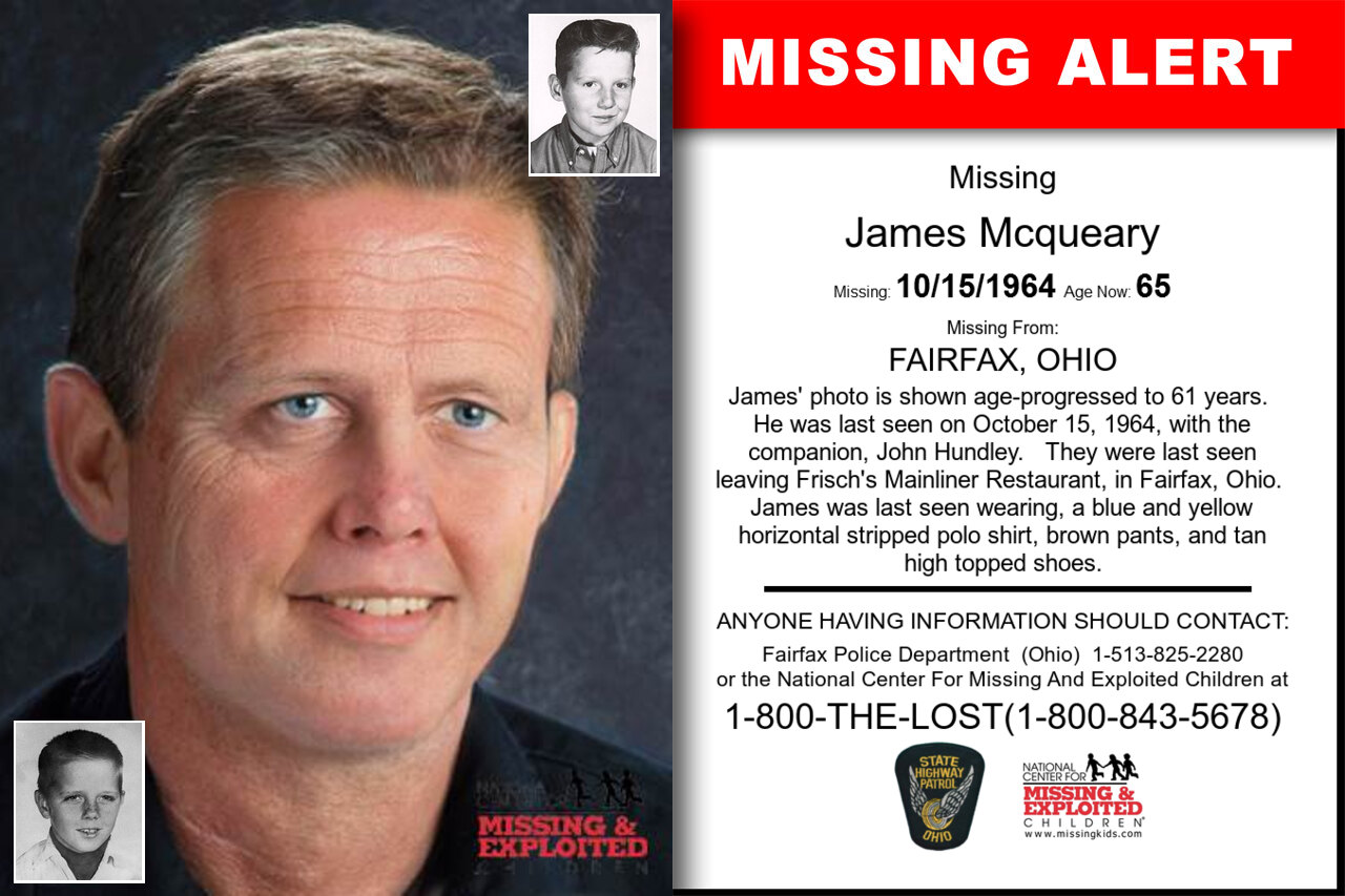 James_Mcqueary missing in Ohio