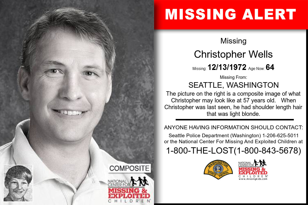 CHRISTOPHER_WELLS missing in Washington