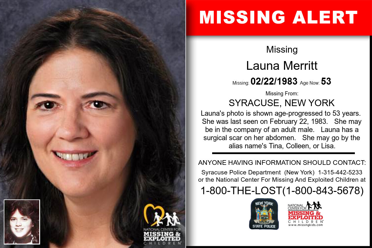 Launa_Merritt missing in New_York
