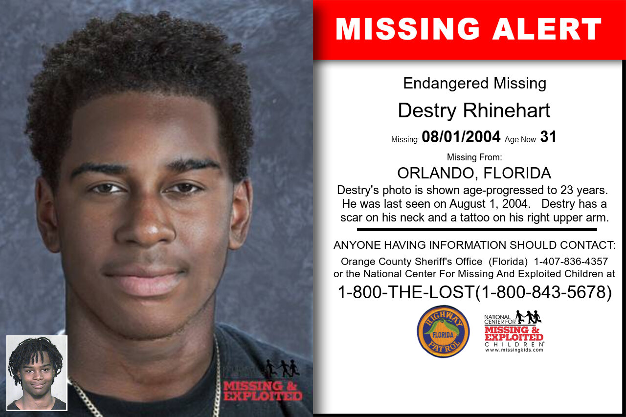 Destry_Rhinehart missing in Florida