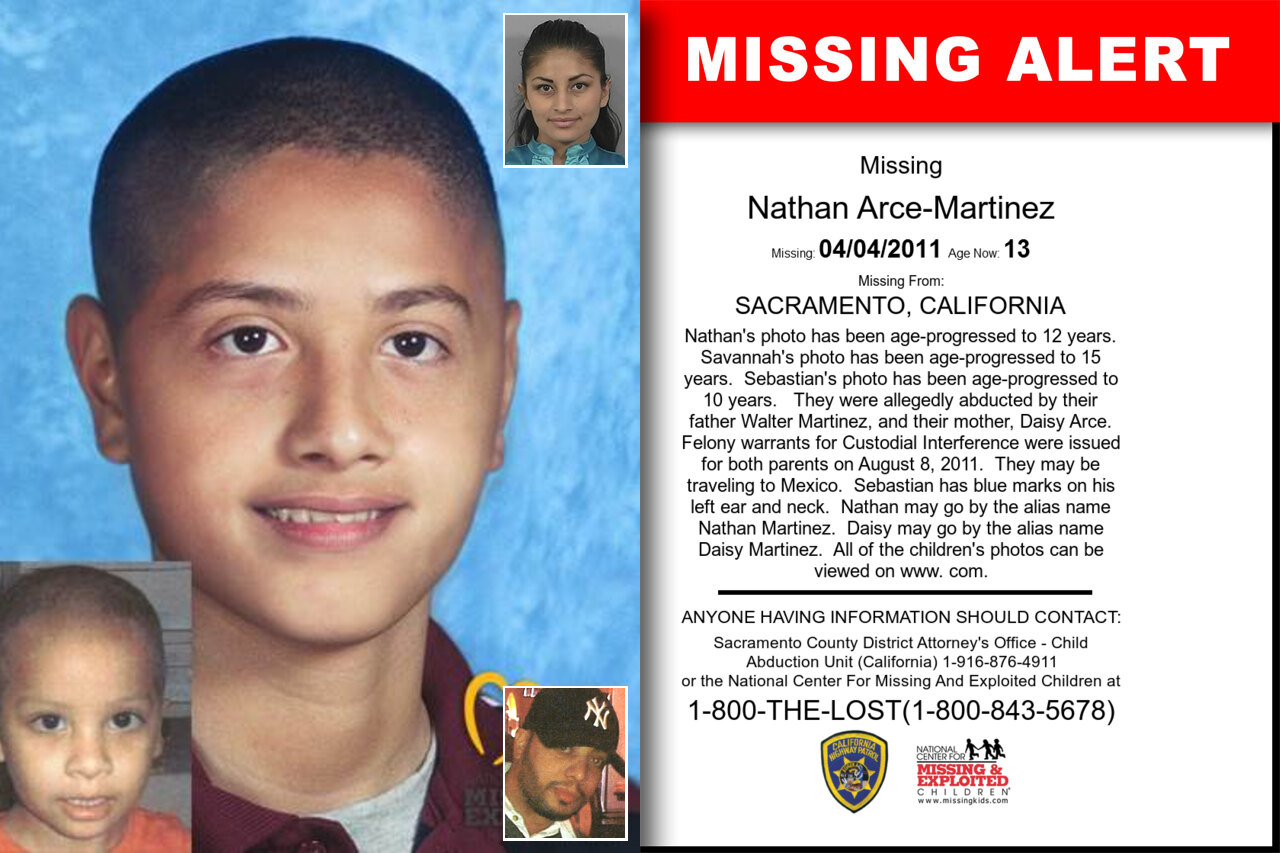 NATHAN_ARCE-MARTINEZ missing in California