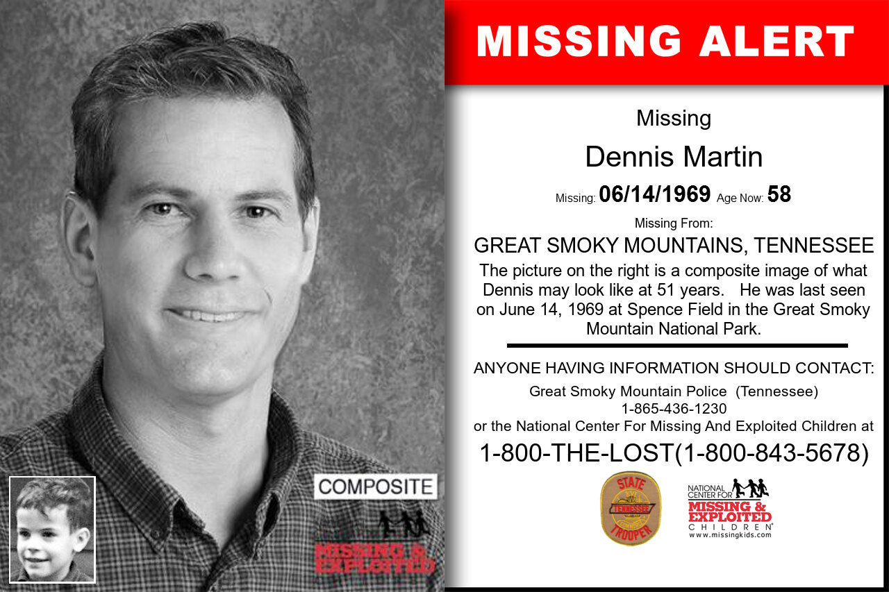 DENNIS_MARTIN missing in Tennessee