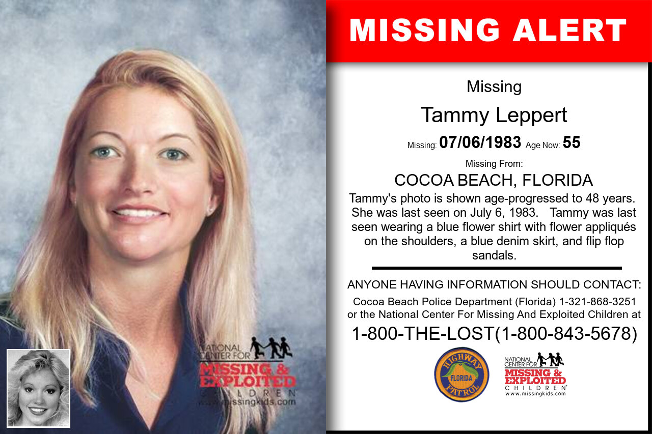 Tammy_Leppert missing in Florida