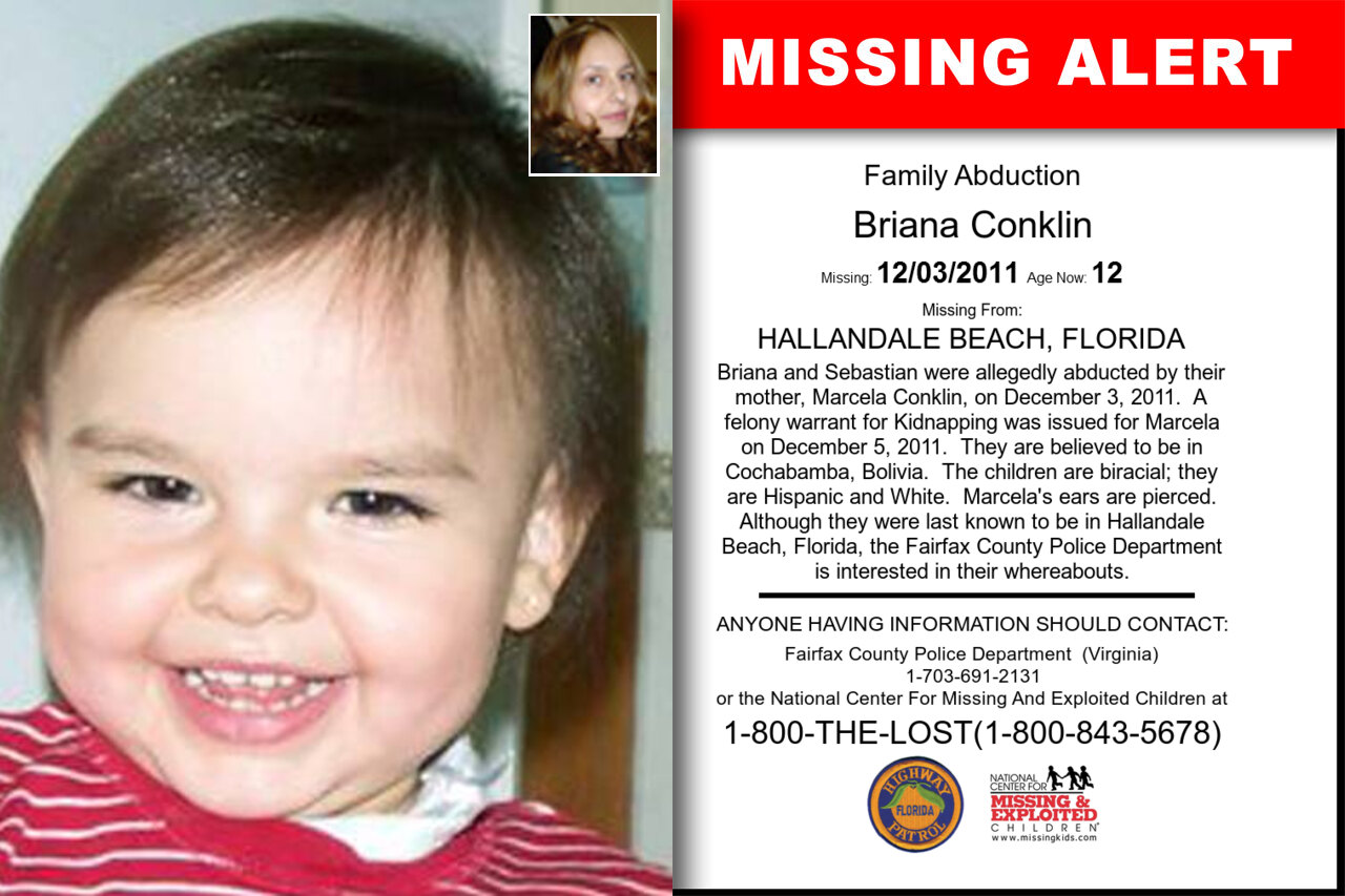 Briana_Conklin missing in Florida