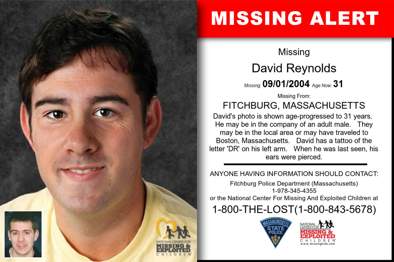 DAVID_REYNOLDS missing in Massachusetts