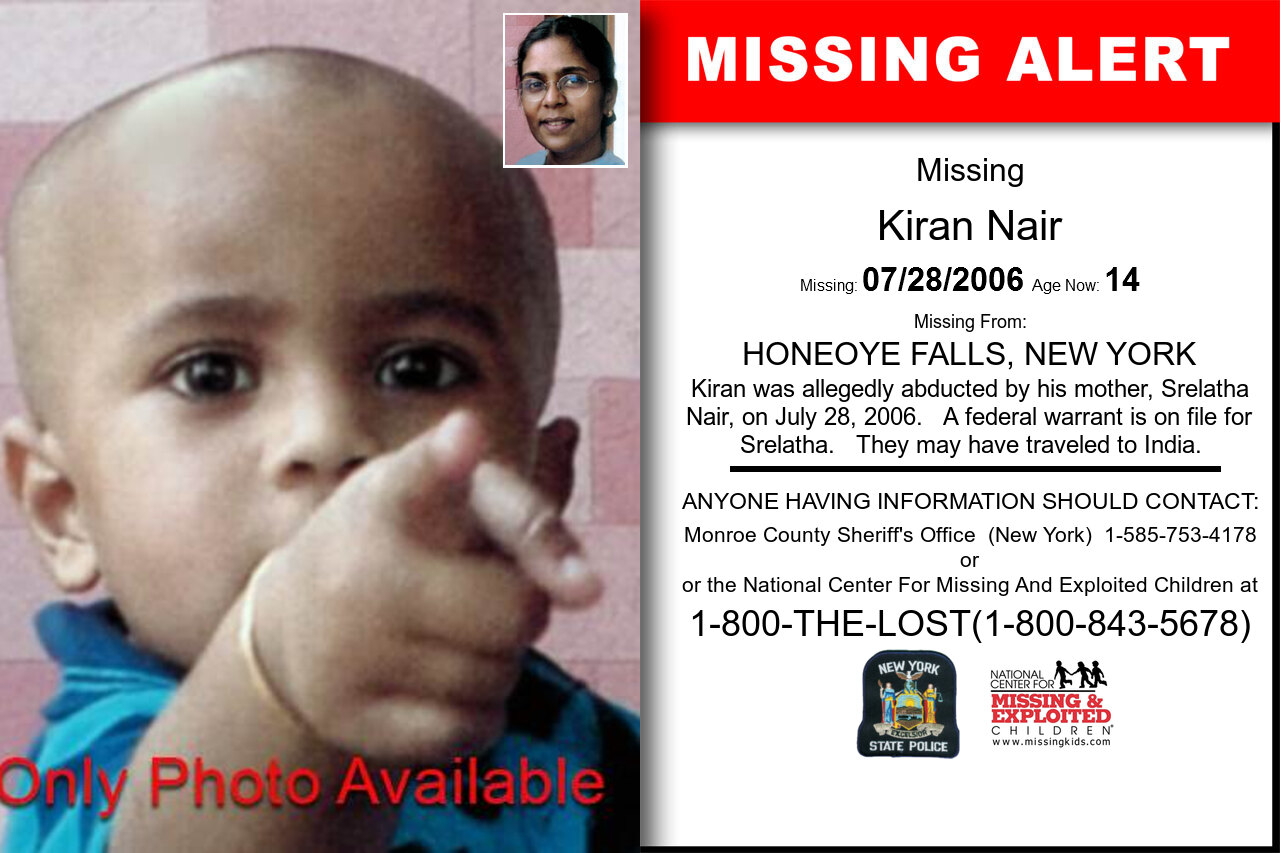 KIRAN_NAIR missing in New_York
