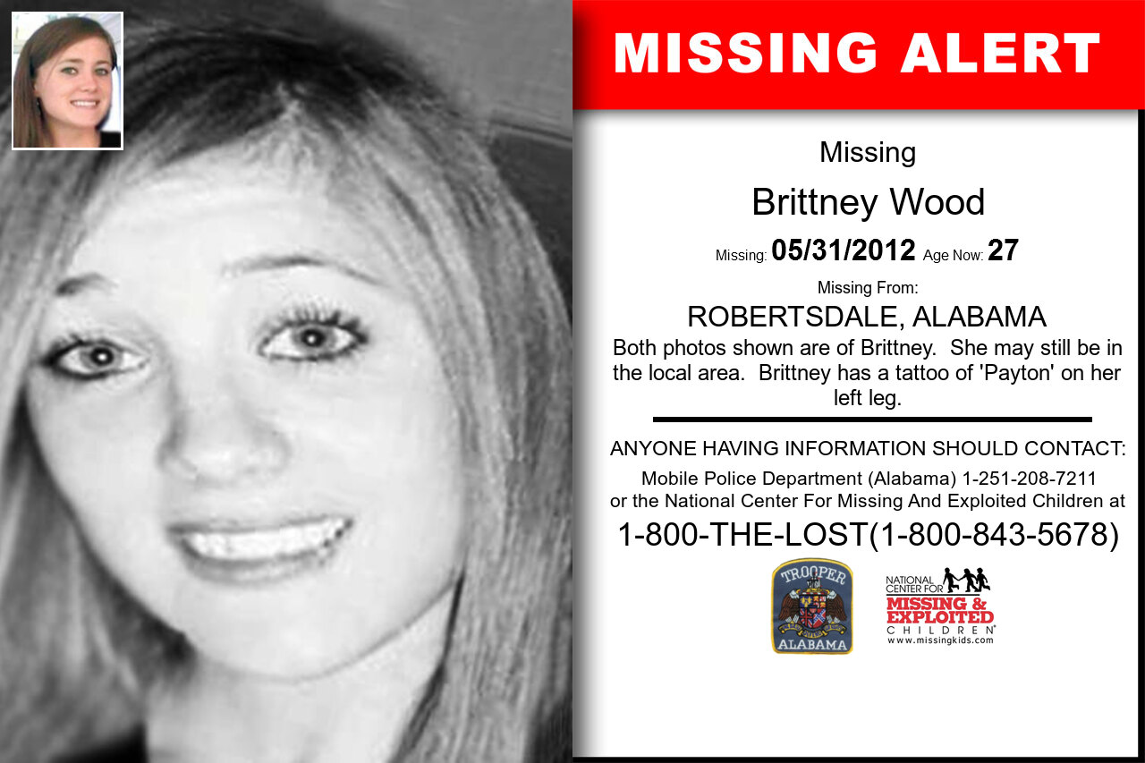 BRITTNEY_WOOD missing in Alabama