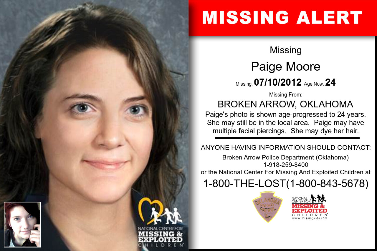 PAIGE_MOORE missing in Oklahoma