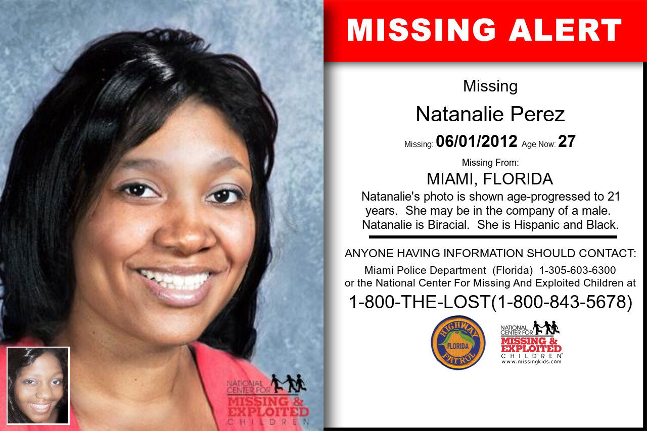NATANALIE_PEREZ missing in Florida