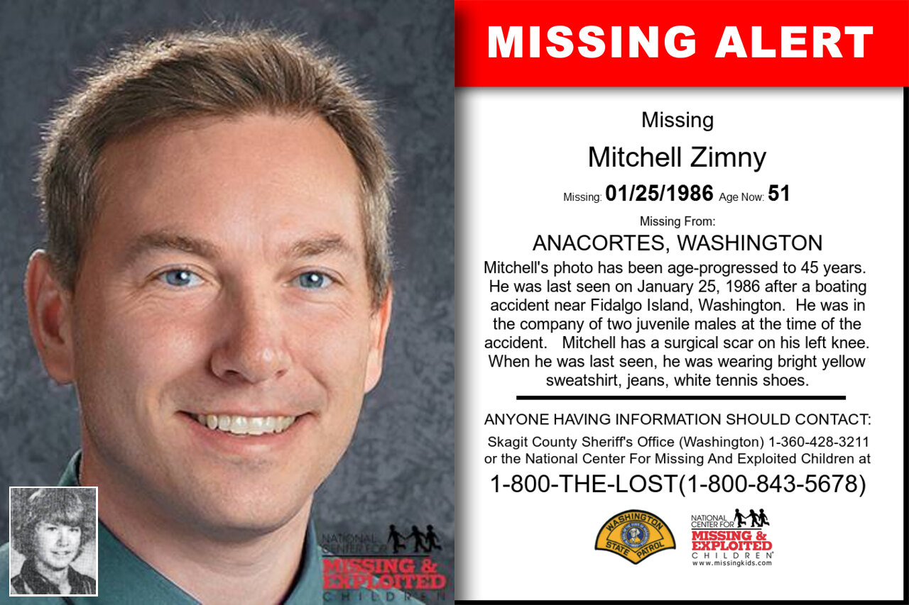 MITCHELL_ZIMNY missing in Washington