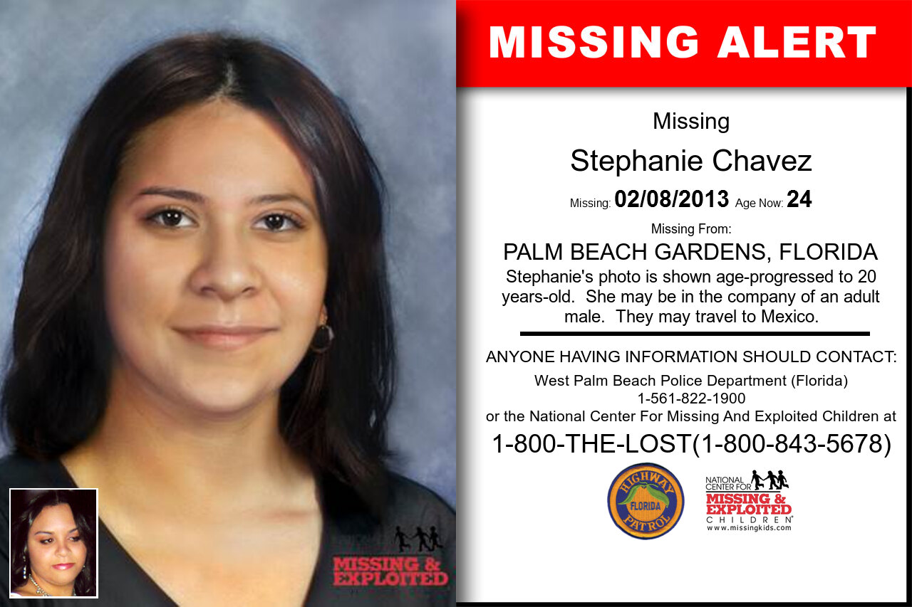 Stephanie_Chavez missing in Florida