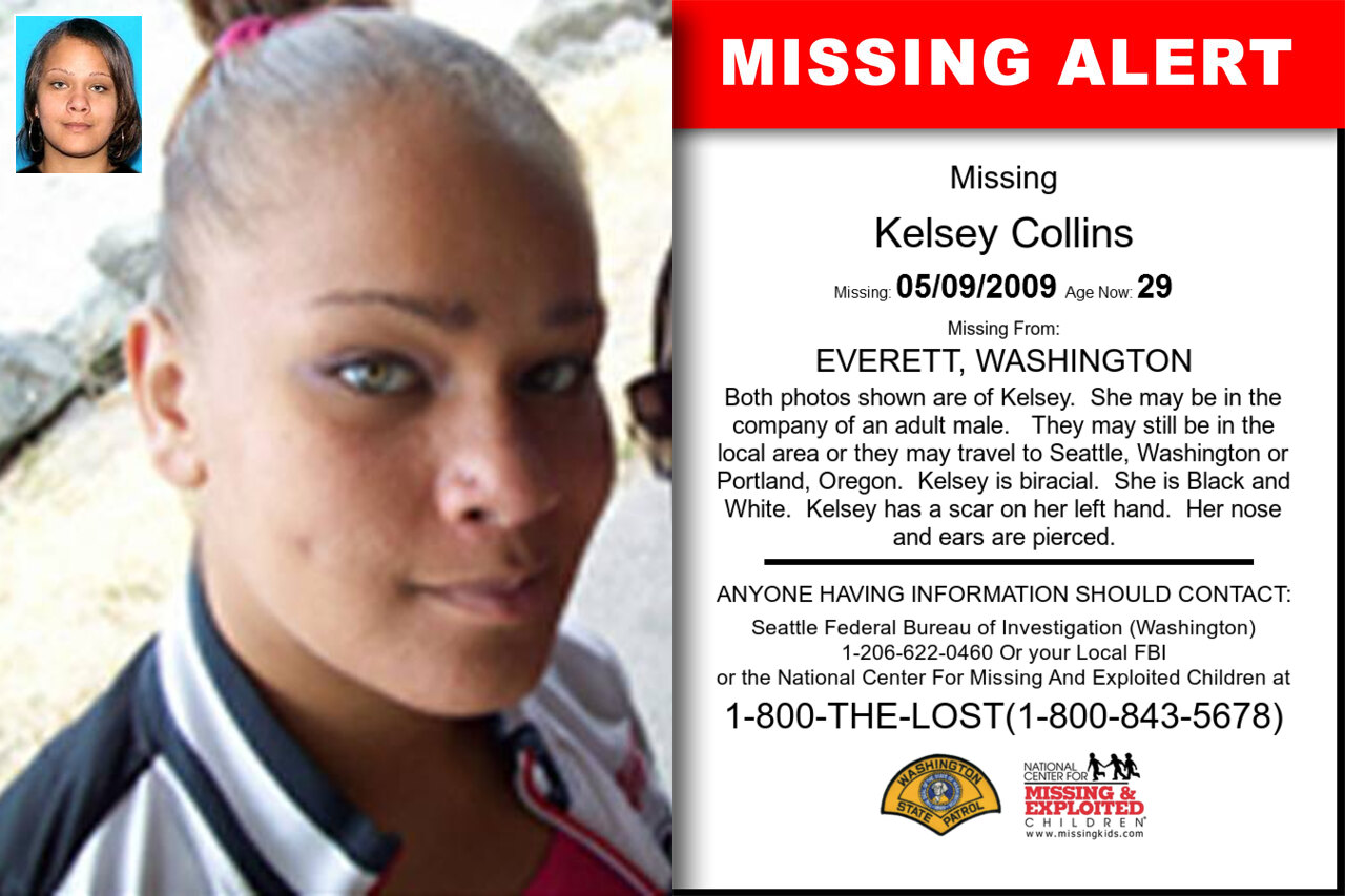 Kelsey_Collins missing in Washington