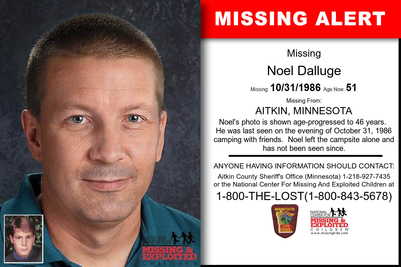 NOEL_DALLUGE missing in Minnesota