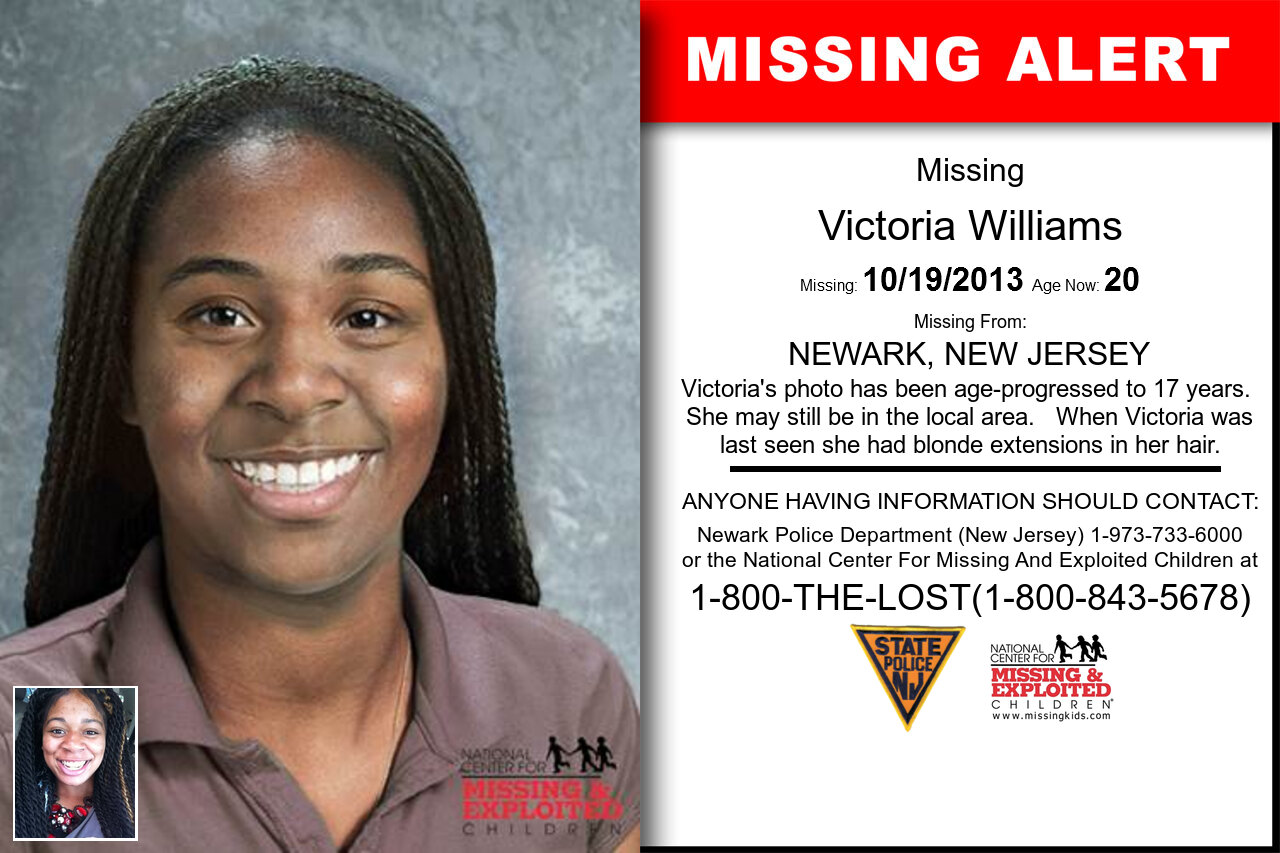 VICTORIA_WILLIAMS missing in New_Jersey