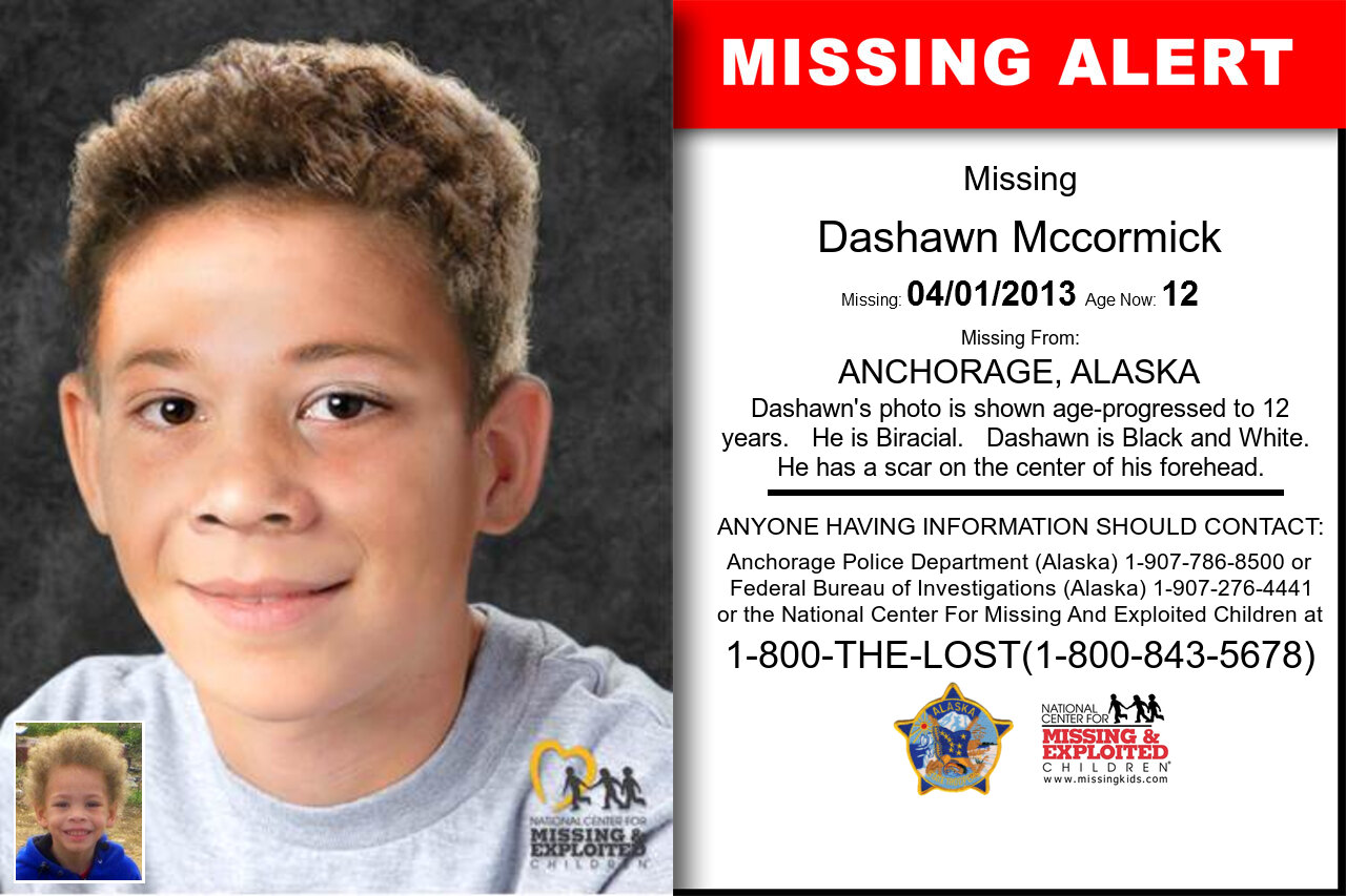 DASHAWN_MCCORMICK missing in Alaska