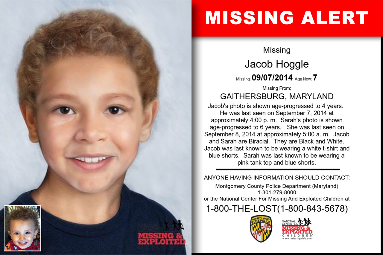 JACOB_HOGGLE missing in Maryland