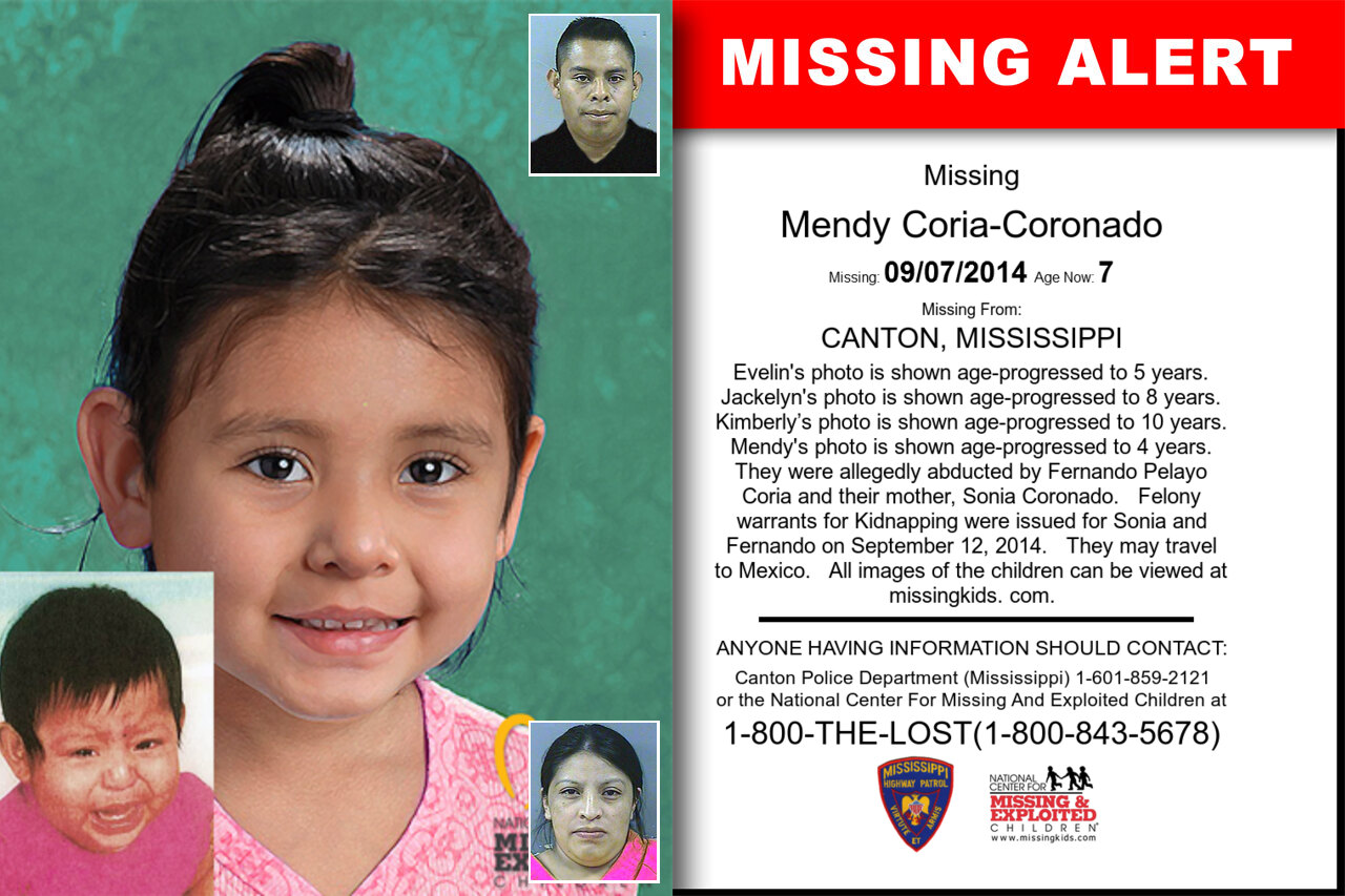 MENDY_CORIA-CORONADO missing in Mississippi
