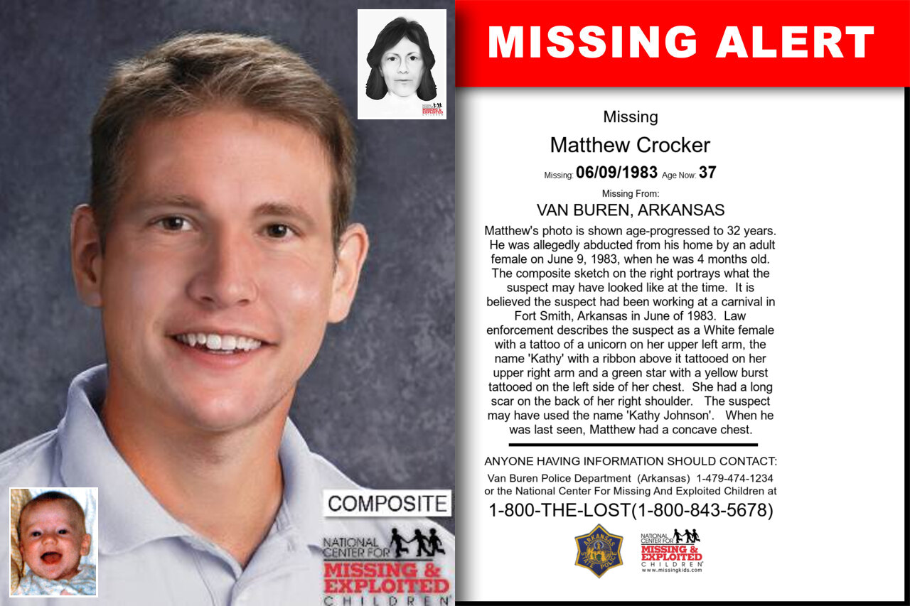 MATTHEW_CROCKER missing in Arkansas