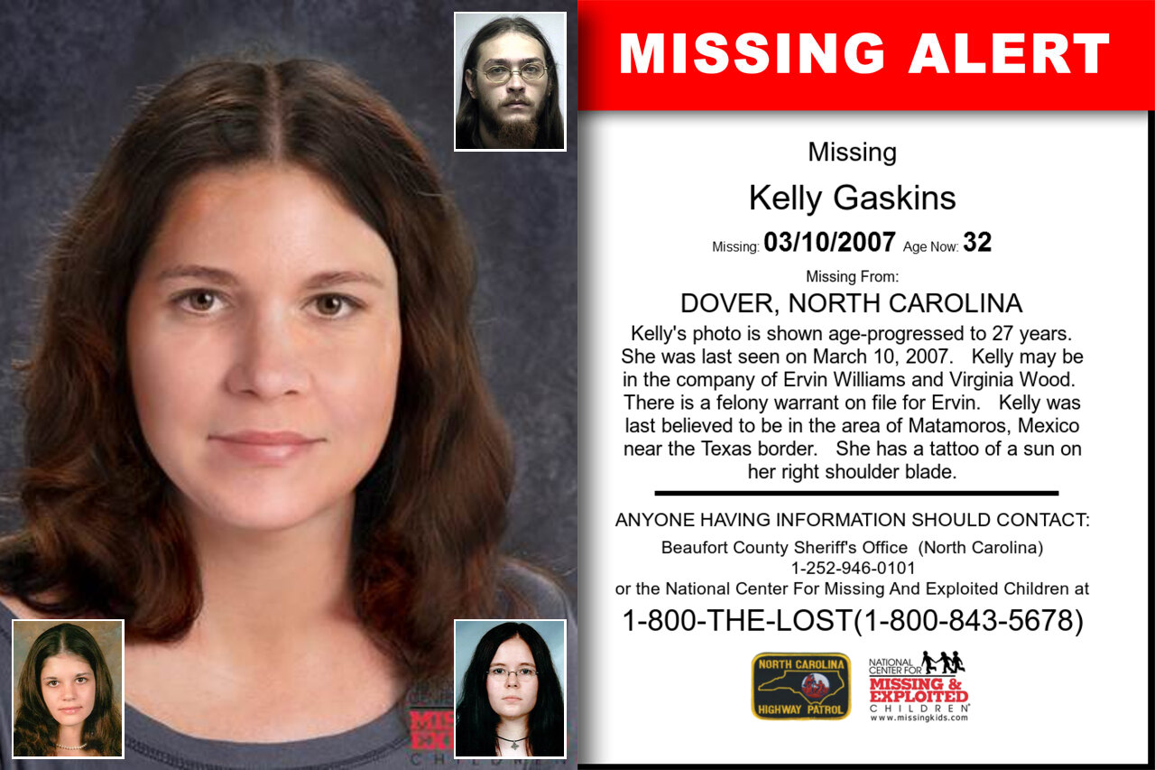 KELLY_GASKINS missing in North_Carolina