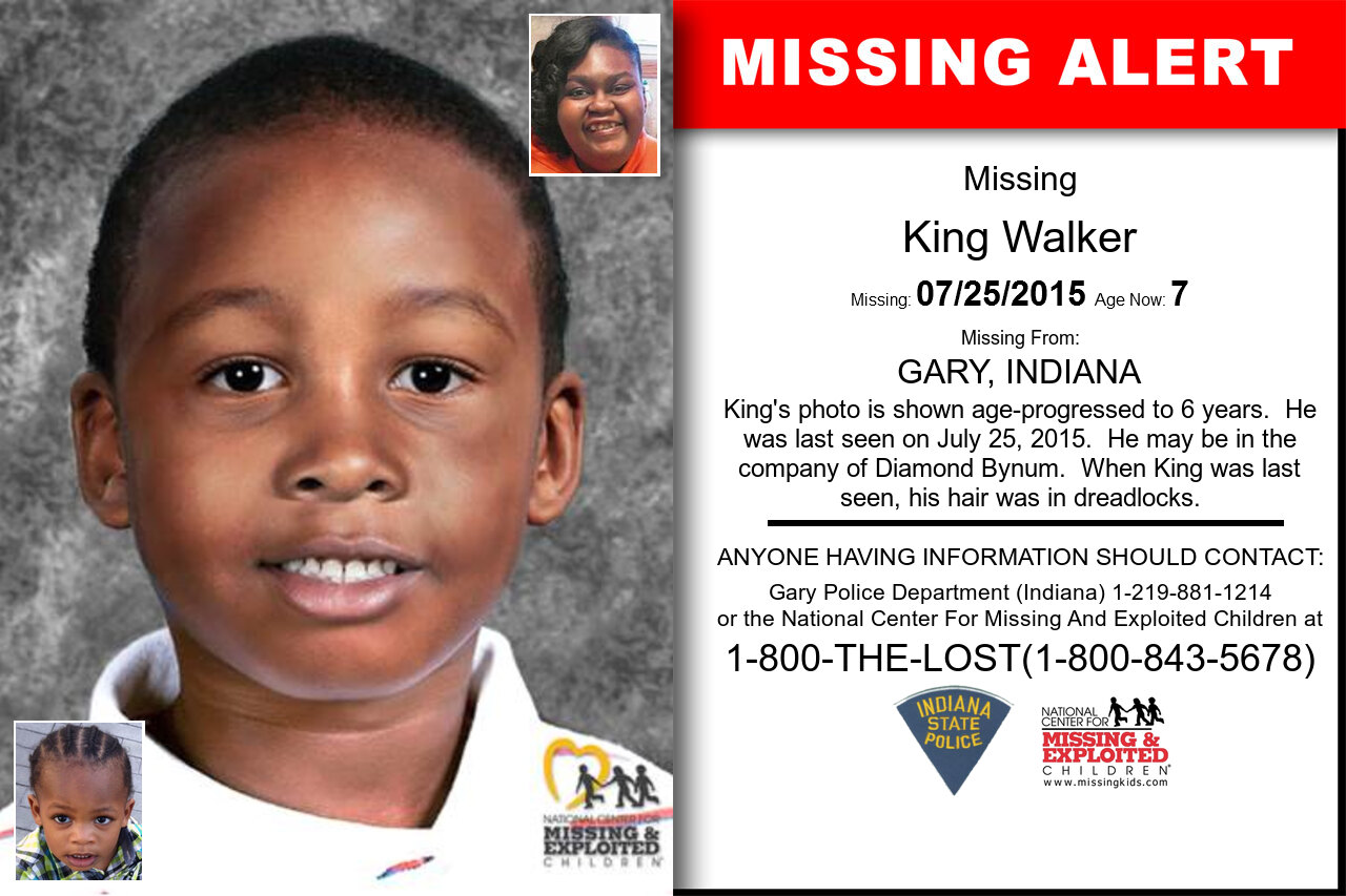 KING_WALKER missing in Indiana