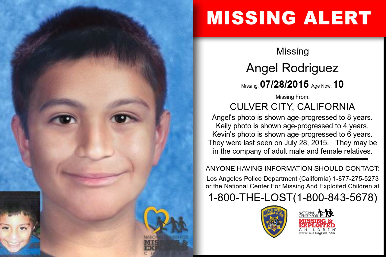 Angel_Rodriguez missing in California