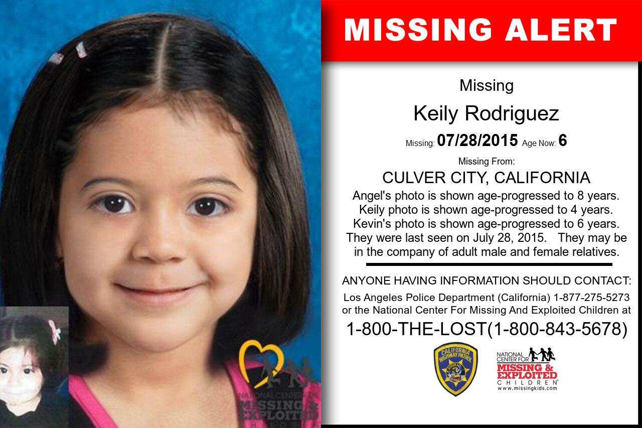 KEILY_RODRIGUEZ missing in California