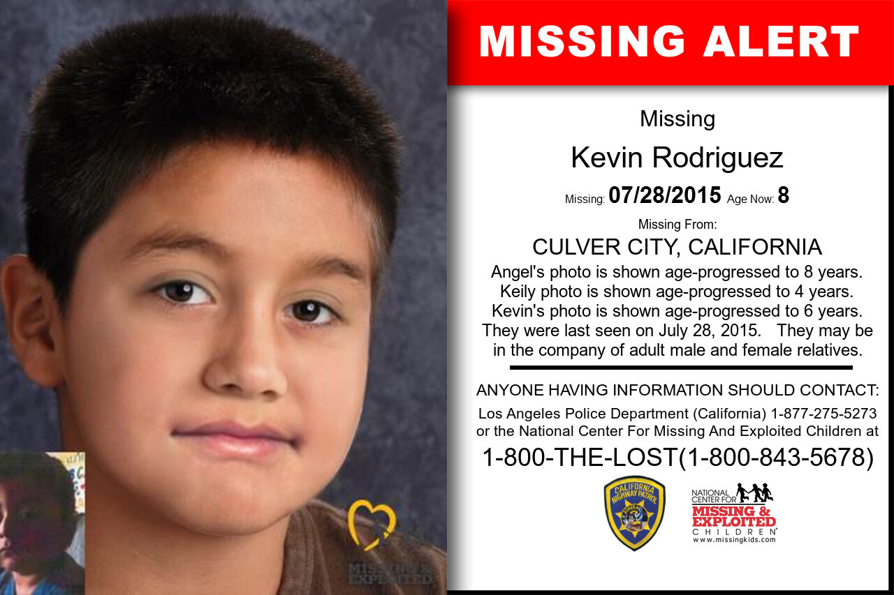 KEVIN_RODRIGUEZ missing in California