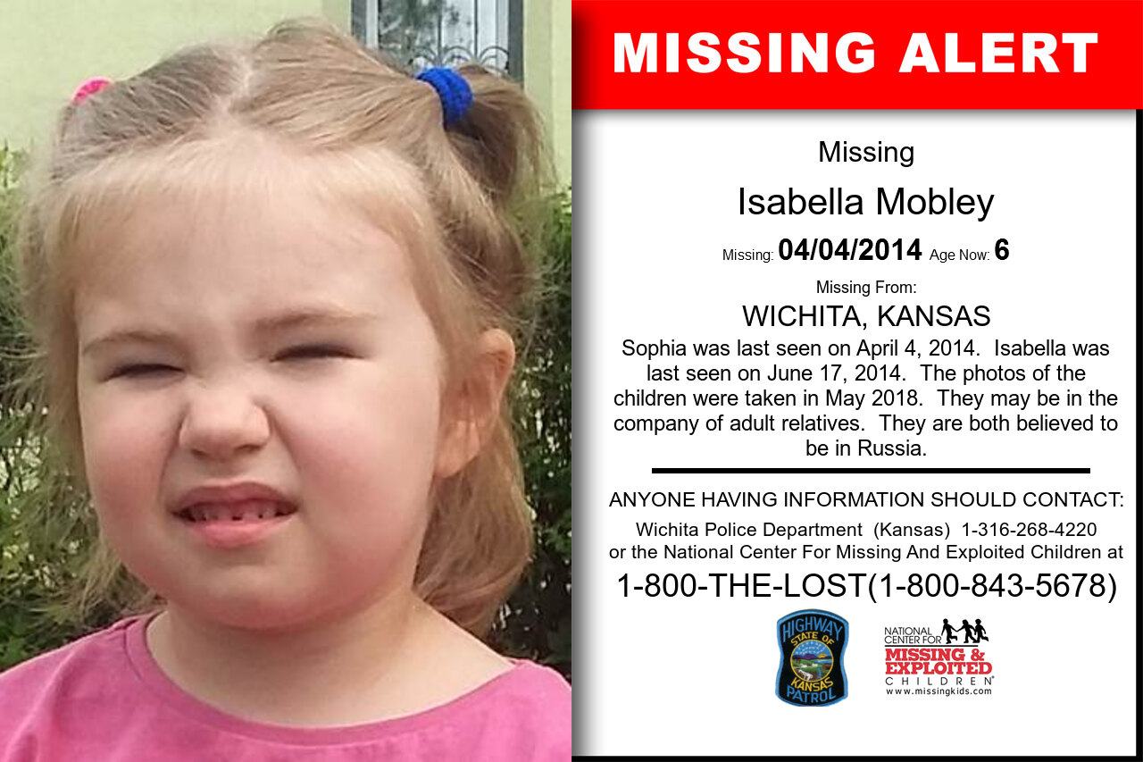 Isabella_Mobley missing in Kansas
