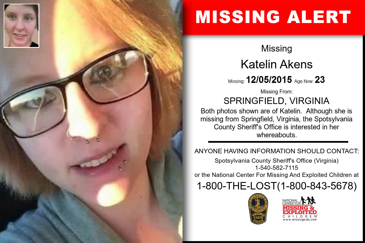 KATELIN_AKENS missing in Virginia