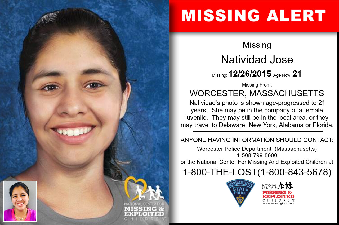 NATIVIDAD_JOSE missing in Massachusetts