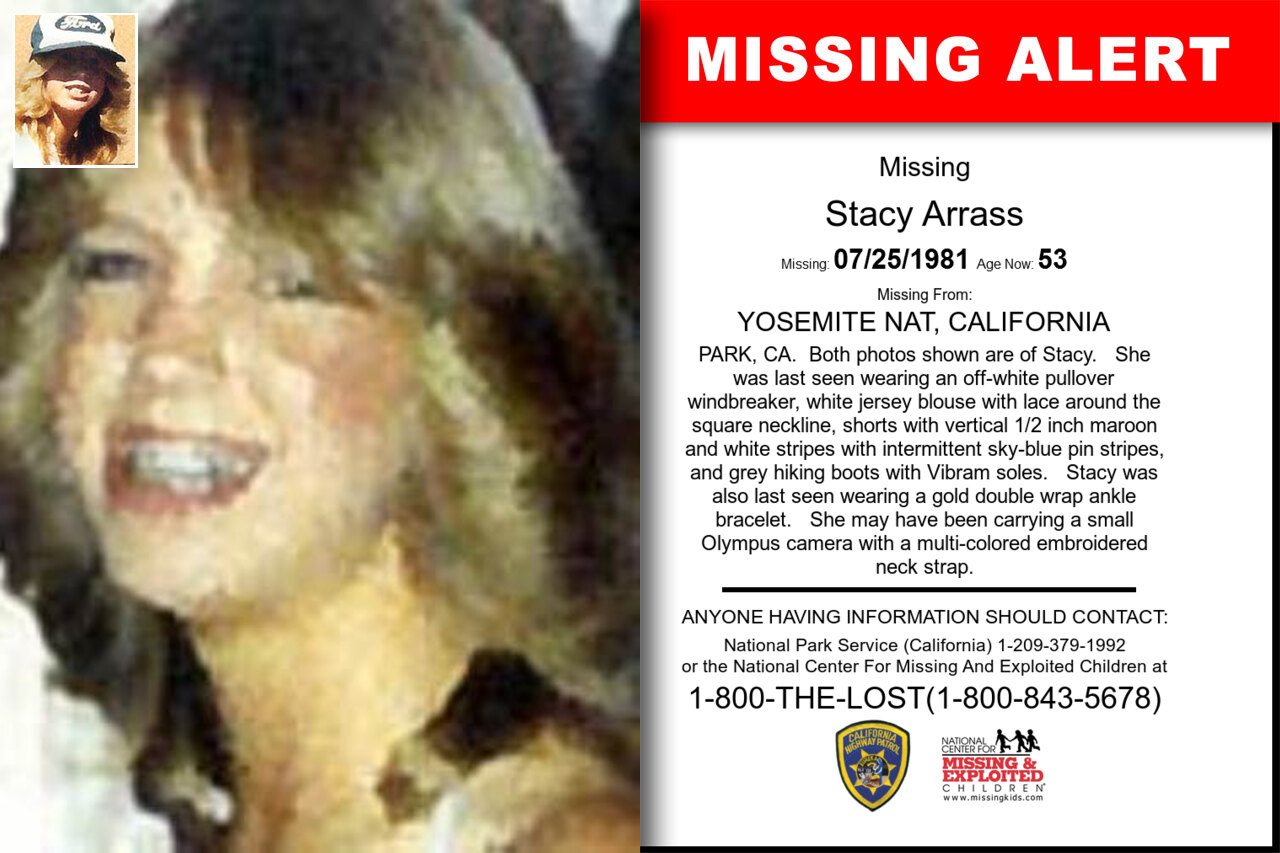 STACY_ARRASS missing in California
